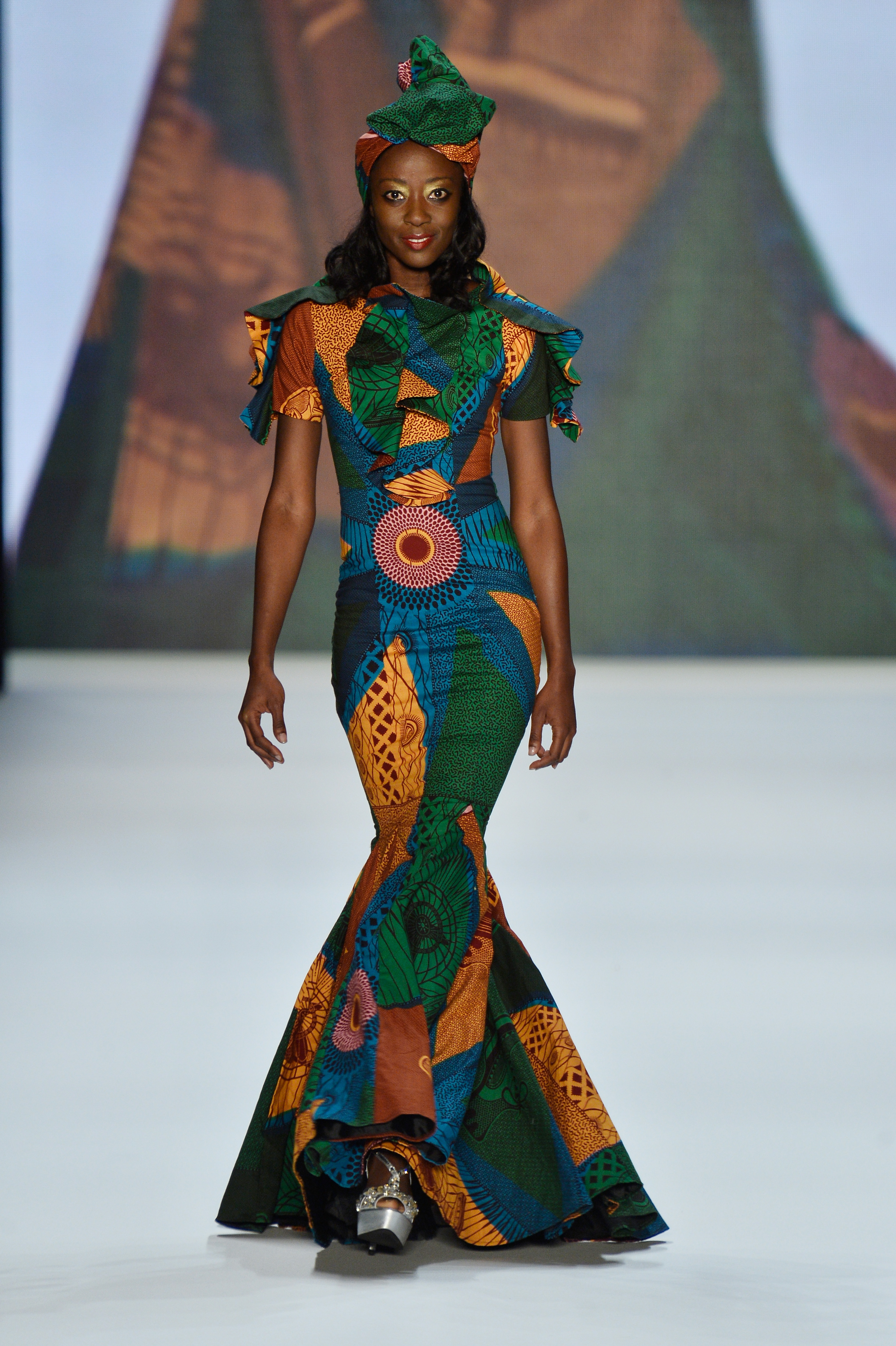Recap mbfw berlin ss 2014 sj chronicle African fashion style pictures